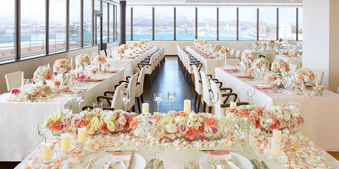 ウイニングホテル 【コンセプト】ベイサイドホテルの結婚式画像1-1