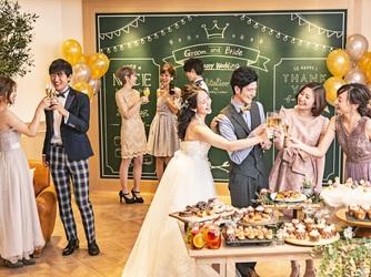 アトリエ ザ ウエディングギャラリー(ATELIER the wedding gallery) アトリエ コンセプト画像2-4