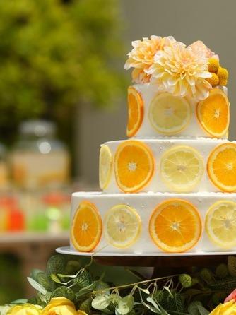アトリエ(ATELIER the wedding gallery) パティシエが手掛けるオリジナルのWケーキ画像1-1