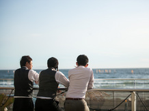 GREENROOM BEACH CLUB(グリーンルーム ビーチクラブ) 演出1画像1-5
