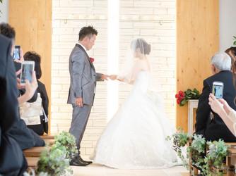 Cafe Wedding H&A チャペル(自然光が差し込むガーデン付きの挙式会場)画像2-2