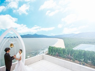 唐津シーサイドホテル チャペル(光の天空チャペル)画像2-4