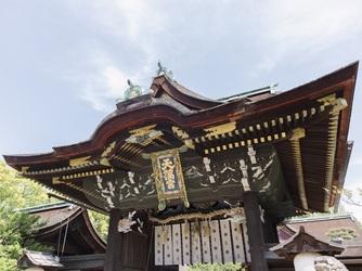 北野天満宮~紅梅殿~ 神社(北野天満宮)画像2-3