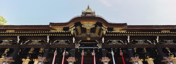 北野天満宮~紅梅殿~ 神社(北野天満宮)画像2-1
