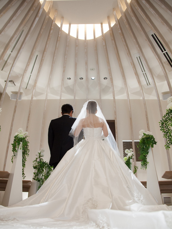 小さな結婚式 名古屋店 チャペル(名古屋チャペル)画像2-2