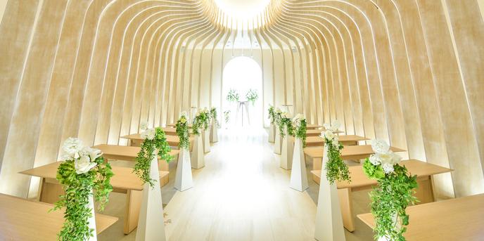 小さな結婚式 名古屋店 チャペル(名古屋チャペル)画像1-1