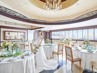 小さな結婚式 神戸モザイク店 チャペル(小さな結婚式 モザイクチャペル)画像2-3