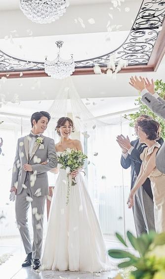 小さな結婚式 神戸モザイク店 チャペル(小さな結婚式 モザイクチャペル)画像2-1