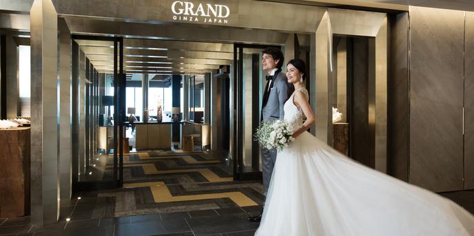 THE GRAND GINZA(ザ グランギンザ) ロビー・エントランス1画像1-1