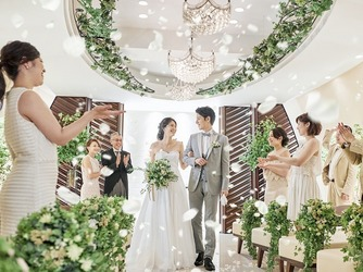 小さな結婚式 横浜店 チャペル(Wind(ワインド))画像2-2