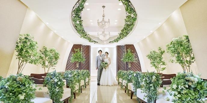小さな結婚式 横浜店 チャペル(Wind(ワインド))画像1-1