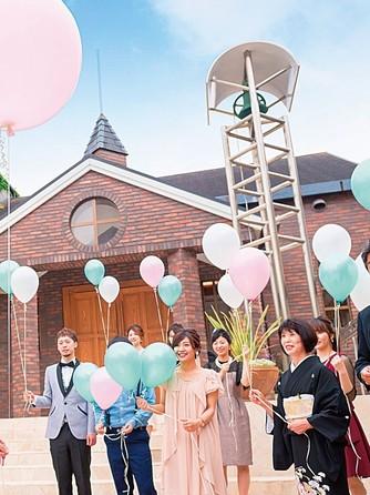 KIJOKAKU(キジョウカク) チャペル(《一日一組貸切空間》等身大の結婚式が叶う)画像1-2