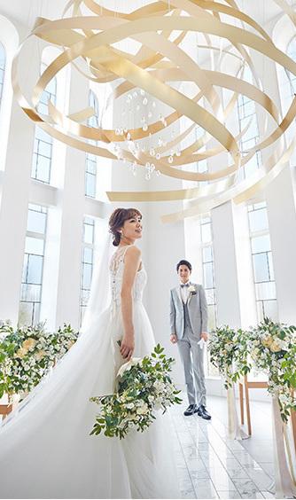 小さな結婚式 新潟店 チャペル(新潟チャペル)画像1-1
