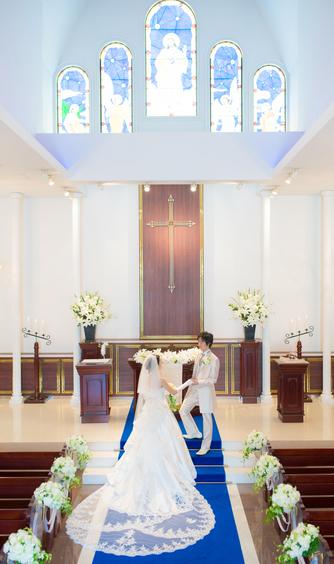 ティアラガーデンズ伊勢崎 チャペル(メアリーズ大聖堂 チャペルガーデン)画像2-1