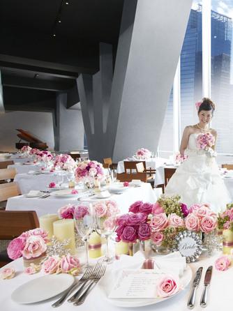 XEX TOKYO(ゼックス 東京) 贅沢な大人空間で一組貸切のウエディング画像1-1