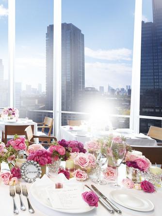 XEX TOKYO(ゼックス 東京) 贅沢な大人空間で一組貸切のウエディング画像1-2