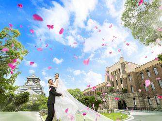 THE LANDMARK SQUARE OSAKA(ザ ランドマークスクエア オオサカ) チャペル(コンセプト/大阪城を一望の非日常空間)画像1-2