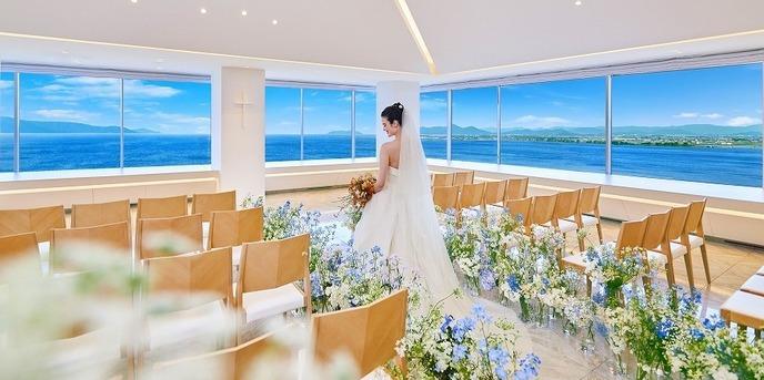 琵琶湖マリオットホテル チャペル(ザ・スカイ)画像1-1