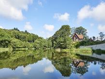 ルグラン軽井沢ホテル&リゾート:湖やガーデンなどスポットがたくさん