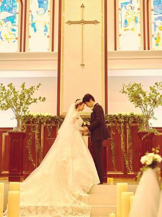 モルトン迎賓館 仙台 チャペル(コリーヌ・ベール大聖堂)画像1-1