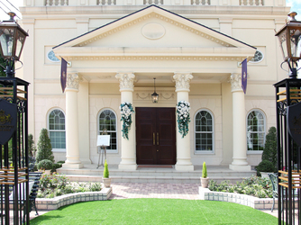 WELLINGTON MANOR HOUSE 外観画像2-1