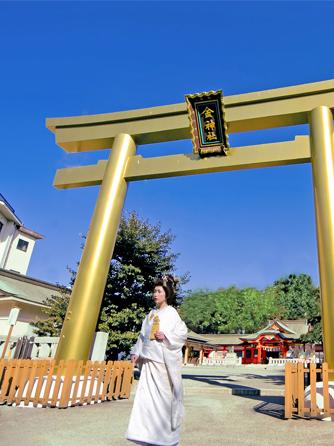 金神社(こがねじんじゃ) 神社(金神社)画像2-1