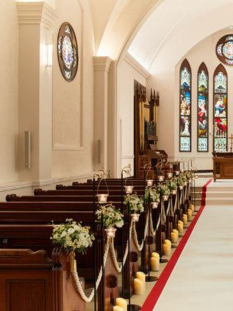イルムの丘 セント・マーガレット教会
