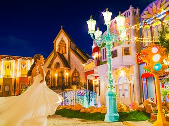 ウエディング ファンタジア ゲスト満足度が高いチャペル・ガーデン画像2-3