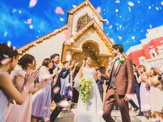 ウエディング ファンタジア ゲスト満足度が高いチャペル・ガーデン画像2-2