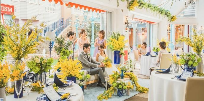 ウエディング ファンタジア ゲスト満足度が高いチャペル・ガーデン画像1-1
