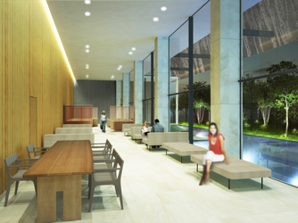 GARDEN TERRACE FUKUOKA HOTEL&RESORT(ガーデンテラス福岡 ホテル&リゾート) 付帯設備1画像2-2