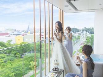 GARDEN TERRACE FUKUOKA HOTELS&RESORTS(ガーデンテラス福岡 ホテル&リゾート) ロケーション1画像2-4