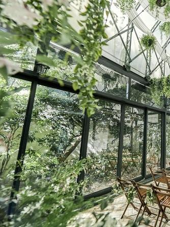 旧石丸邸 ガーデンテラス広尾 (Garden Terrace HIROO residence ISHIMARU) チャペル(アクアリウムチャペル)画像1-1