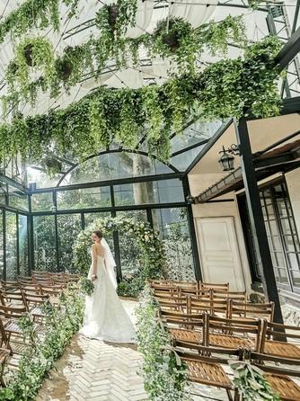旧石丸邸 ガーデンテラス広尾 (Garden Terrace HIROO residence ISHIMARU) チャペル(アクアリウムチャペル)画像1-2
