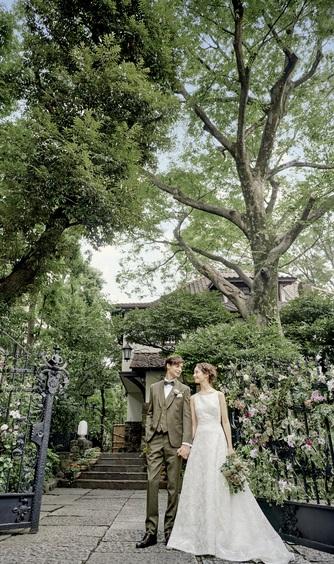 旧石丸邸 ガーデンテラス広尾 (Garden Terrace HIROO residence ISHIMARU) チャペル(アクアリウムチャペル)画像2-1