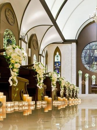 聖グロリアス教会 チャペル(聖グロリアス教会)画像1-1