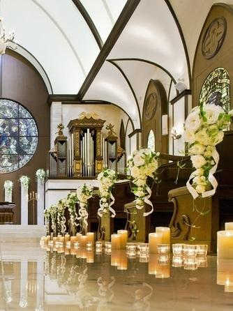 聖グロリアス教会 チャペル(聖グロリアス教会)画像1-2
