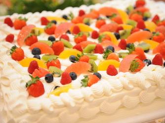 ベリーノホテル一関 料理・ケーキ画像1-3