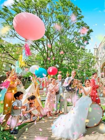 NEXT WEDDING NAGOYA 新ブランド【NEXT WEDDING】画像1-1