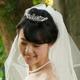 先輩花嫁の顔写真