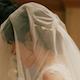 花嫁さんの顔