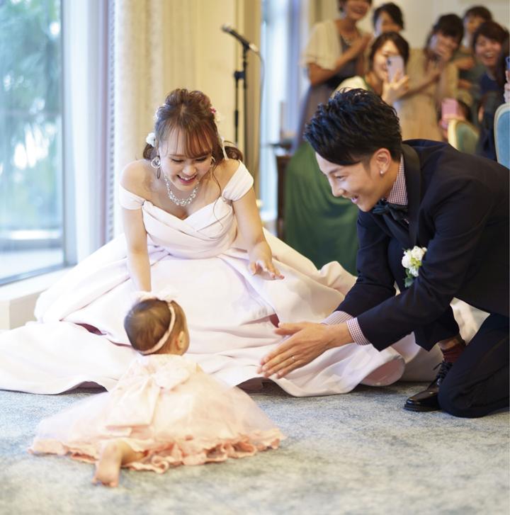 結婚式実例in鹿児島県_12