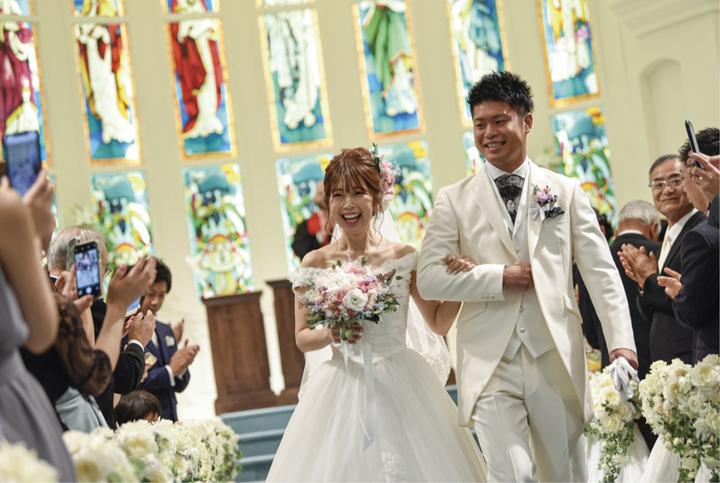 結婚式実例in茨城県_05