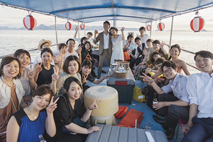 結婚式実例in香川県_10