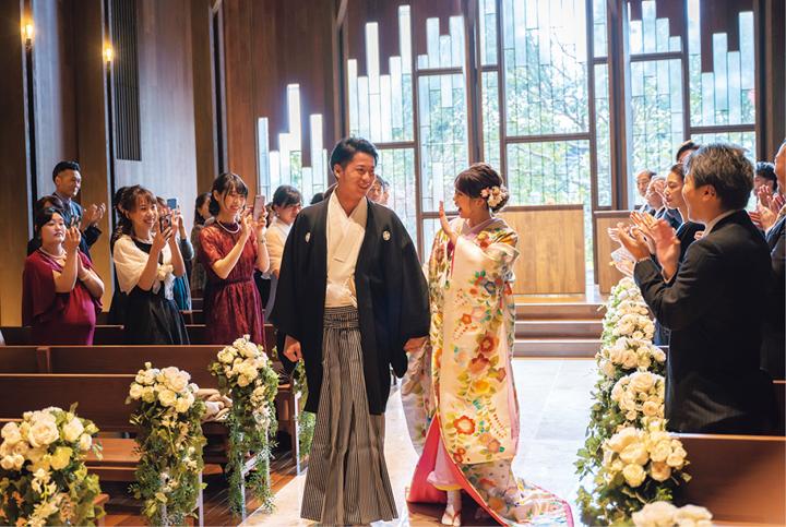 結婚式実例in茨城県_10