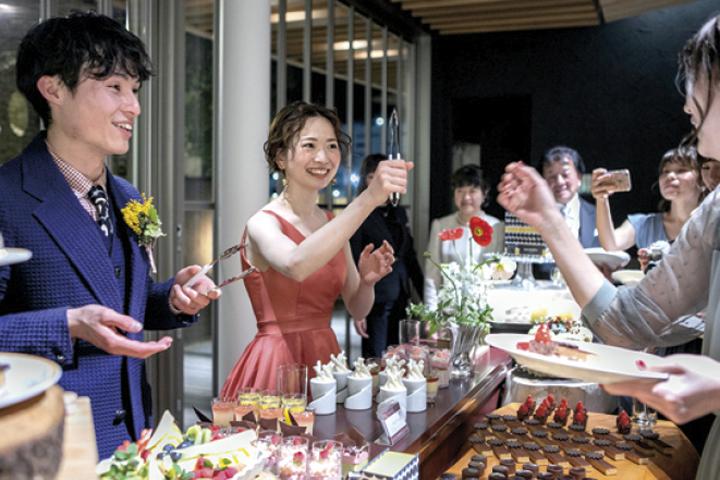 結婚式実例in山梨県_10