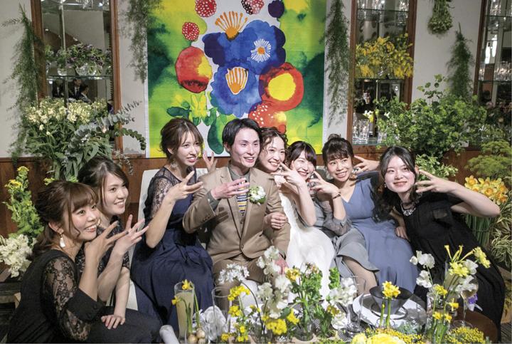 結婚式実例in山梨県_11