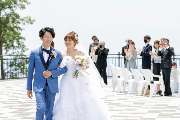 結婚式実例in静岡県_01