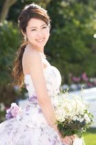 花嫁写真入ります
