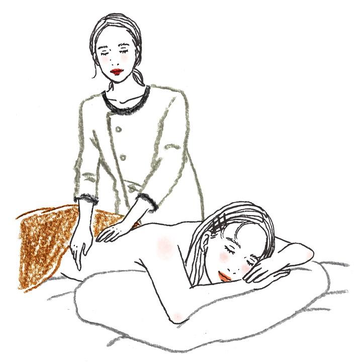 花嫁エステには、お肌磨きのほかリラックス効果もあり。きちんとスケジュールに入れましょう